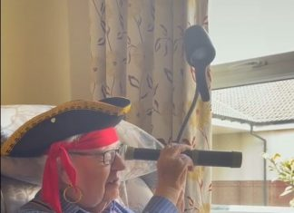 Residents go viral with Wellerman sea shanty - Viral News UK