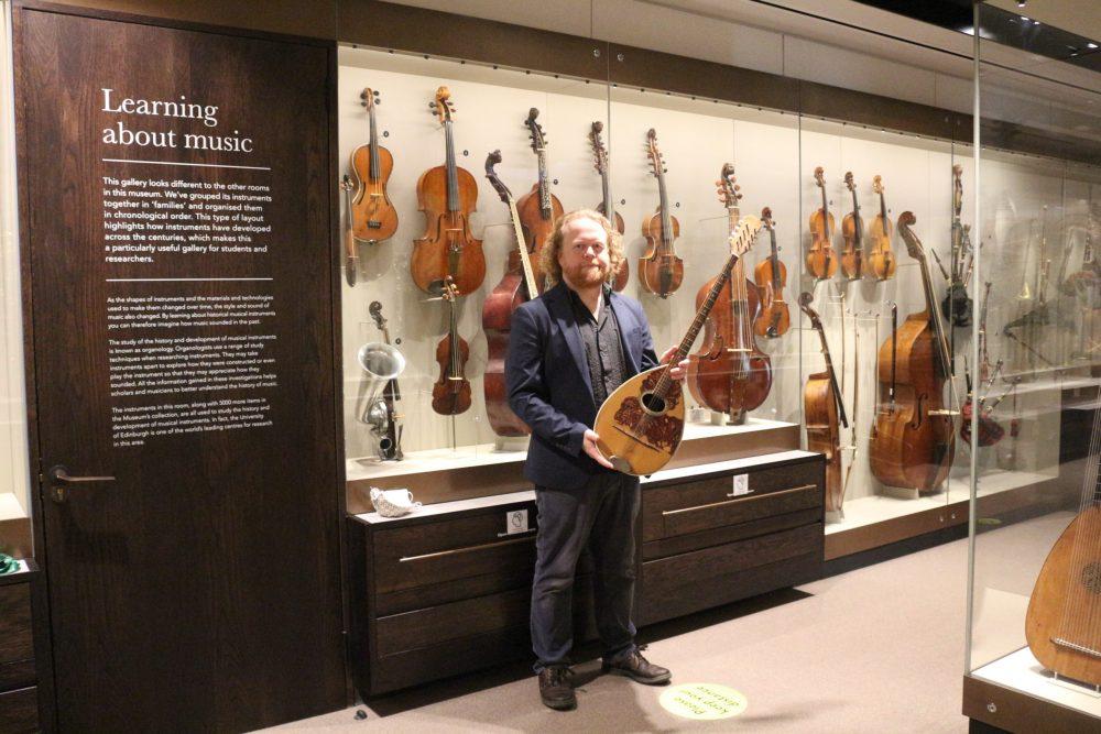 scottish musician steve byrne  Scottish News