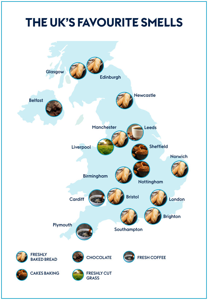 UK Smells Map - Research News Scotland