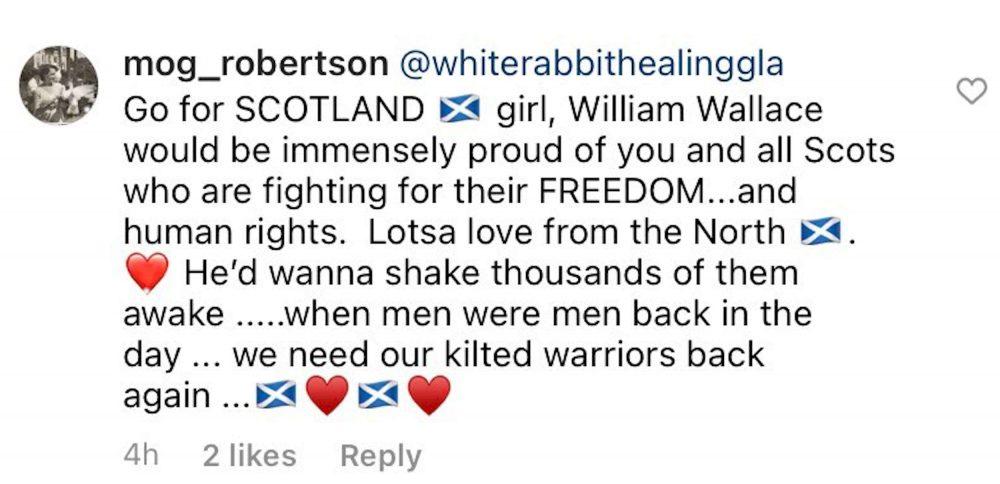 robertson white rabbit comment - Health News Scotland