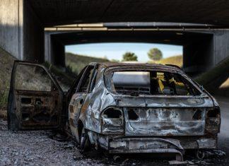car wreck - Research News Scotland
