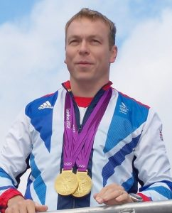 Chris Hoy comes in second as top athlete - UK news