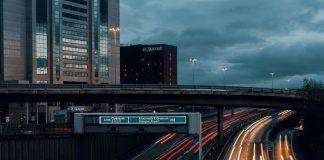 scottish motorway at night  Scottish News