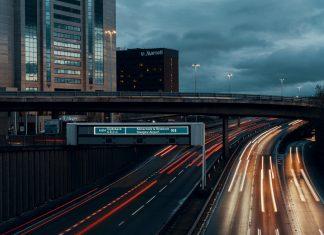 scottish motorway at night| Scottish News