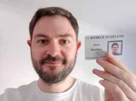 Ryan was reunited with his wallet after twenty years - Scottish News