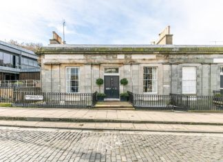 Doric house - Scottish Property News