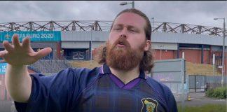 Die hard Scotland fan Andrew Douglas | Scottish News