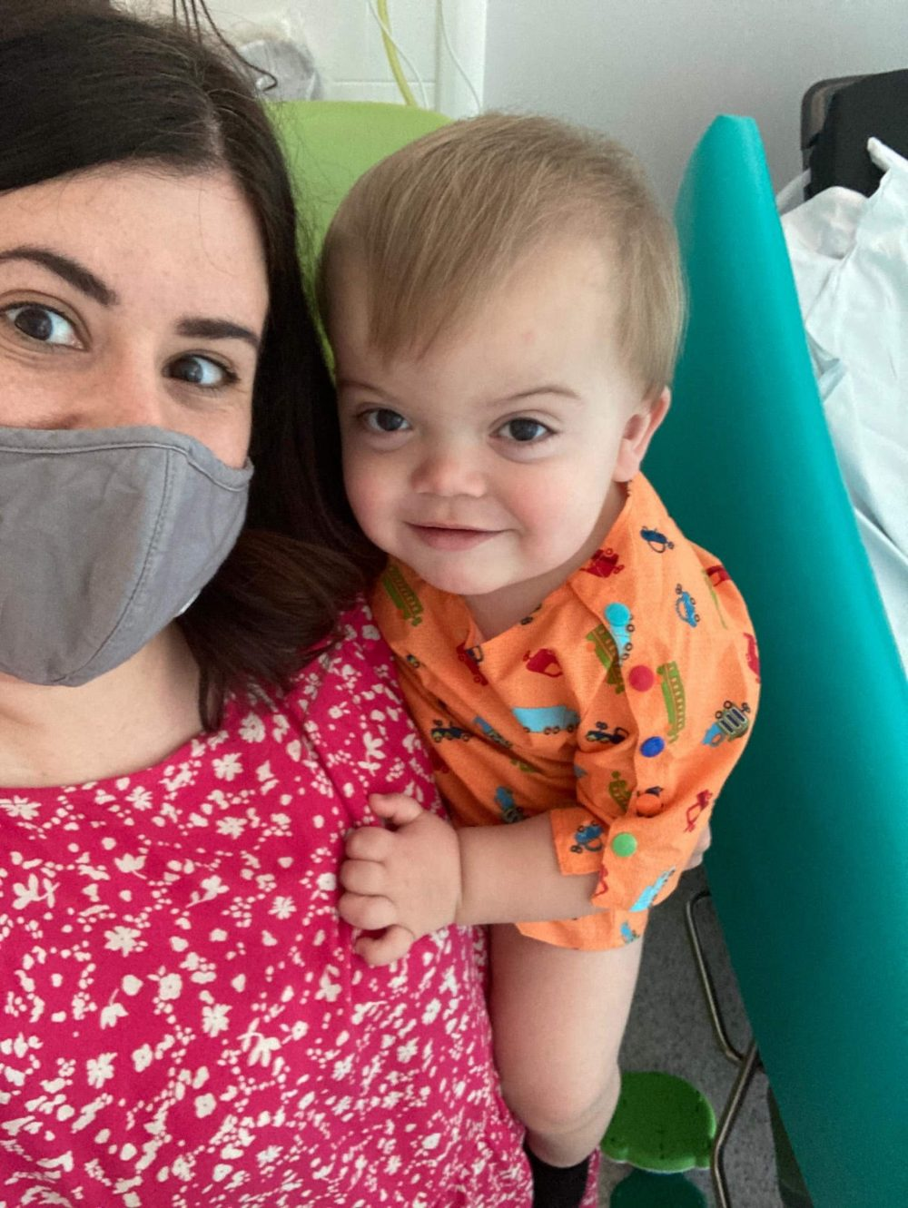 Gunner and Holly Lewis-Vale - Health News UK