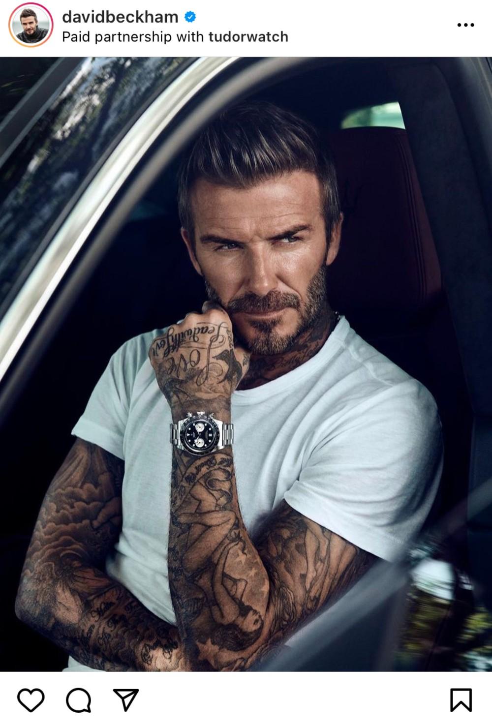 David Beckham - Research News Scotland