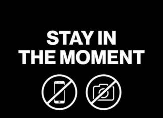 """Fabric's """"stay in the moment"""" image 