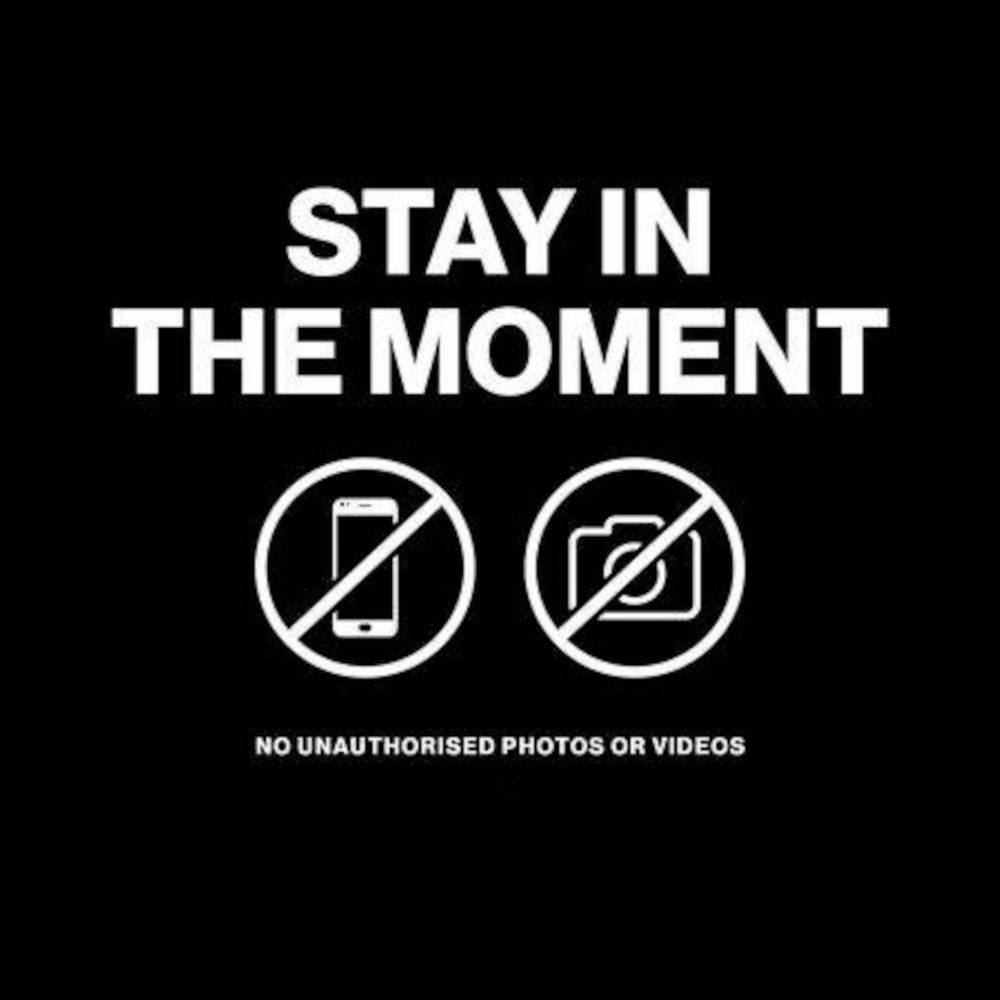 """Fabric's """"stay in the moment"""" image   Nightlife News UK"""