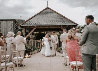 Scots couple finally get to tie the knot - Scottish News
