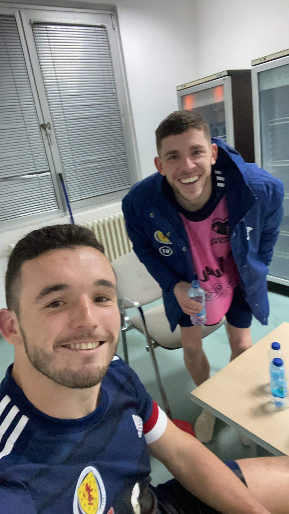 John McGinn and Ryan Christie | Scottish Football News