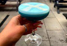 The patriotic vodka cocktail - Scottish Hospitality News