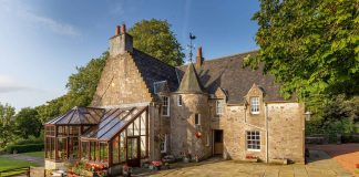 The A-listed property is now on the market - Scottish Property News