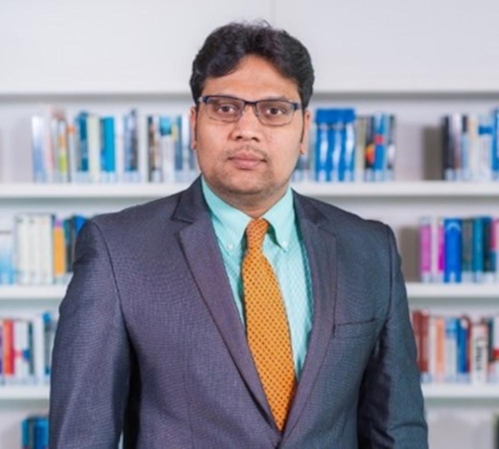 Dr Kumar of university of glasgow  Research News Scotland
