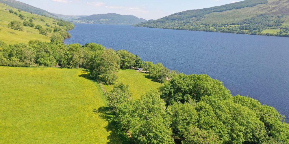 Lawers and Loch Tay - Property News Scotland
