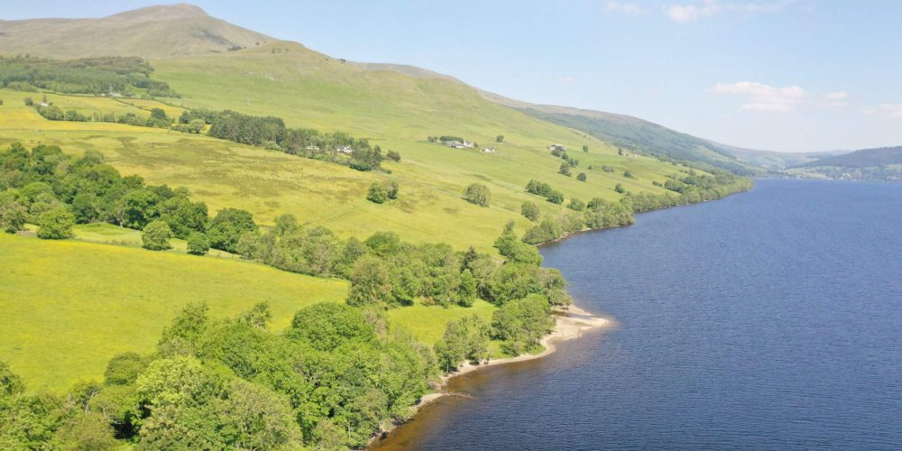 Old Village of Lawers - Property News Scotland