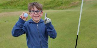 Luke Duncan hole in one - sports news Scotland