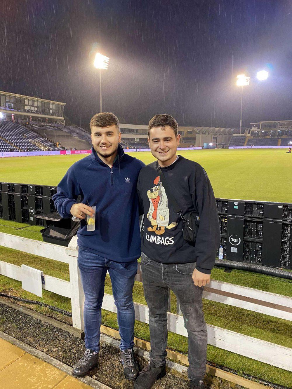 Josh Wall and Owen Hopkins - football news UK