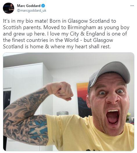 Marc Goddard - Scottish News