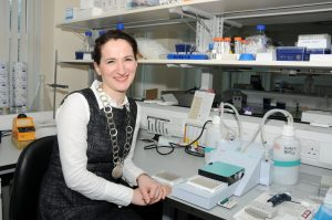 Professor Mirela Delibegovic from the University of Aberdeen and academic lead on the project - Scottish News