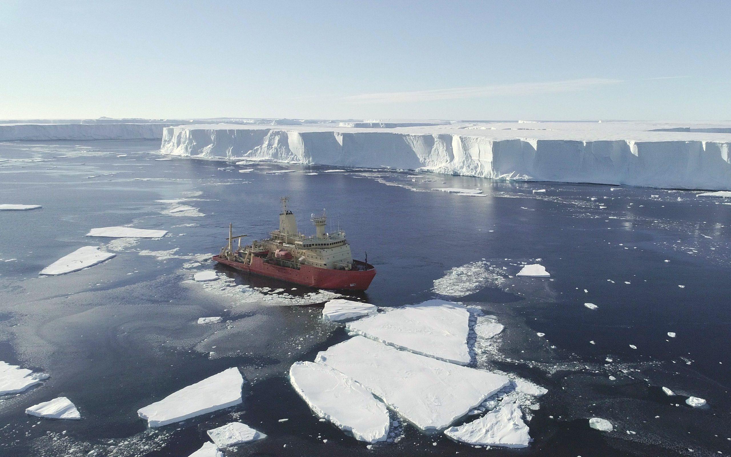 Ice - Research news Scotland