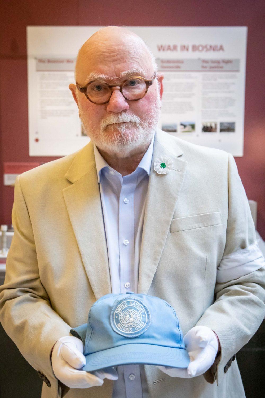 Robert Mcneil ambassador of remembering srebrenica uk| Scottish News