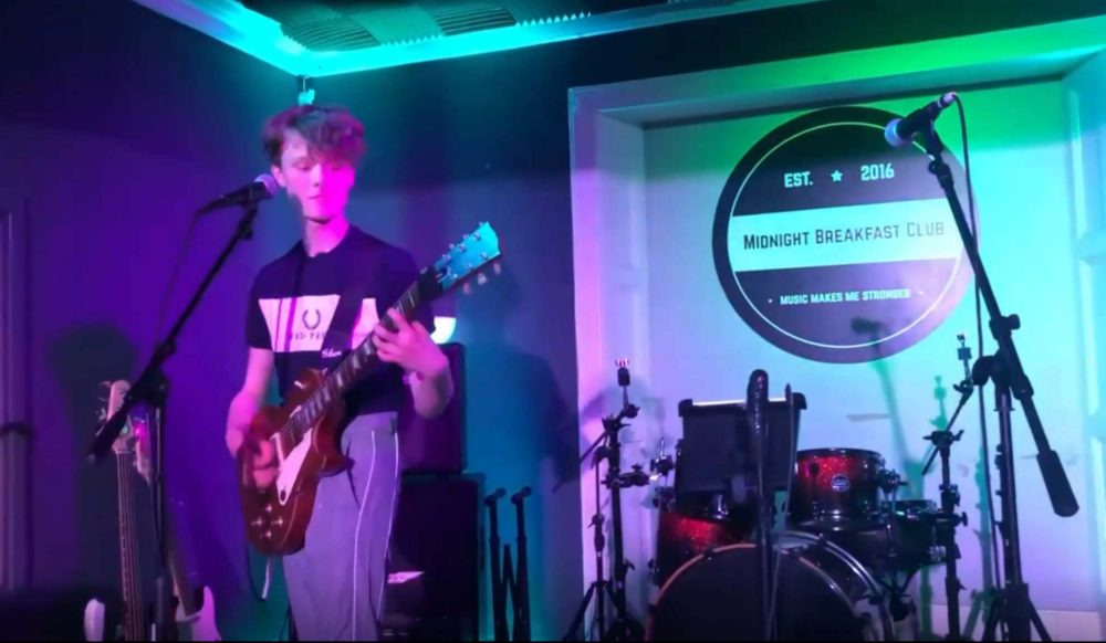 Jake Roberts concert - Music News Scotland