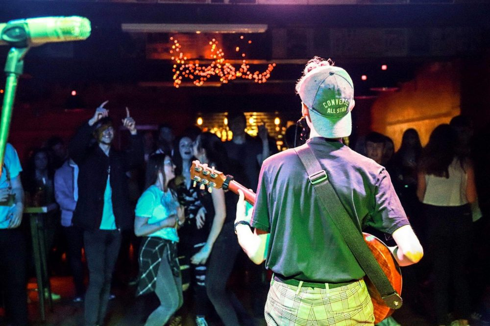 Jake Roberts gig- Music News Scotland