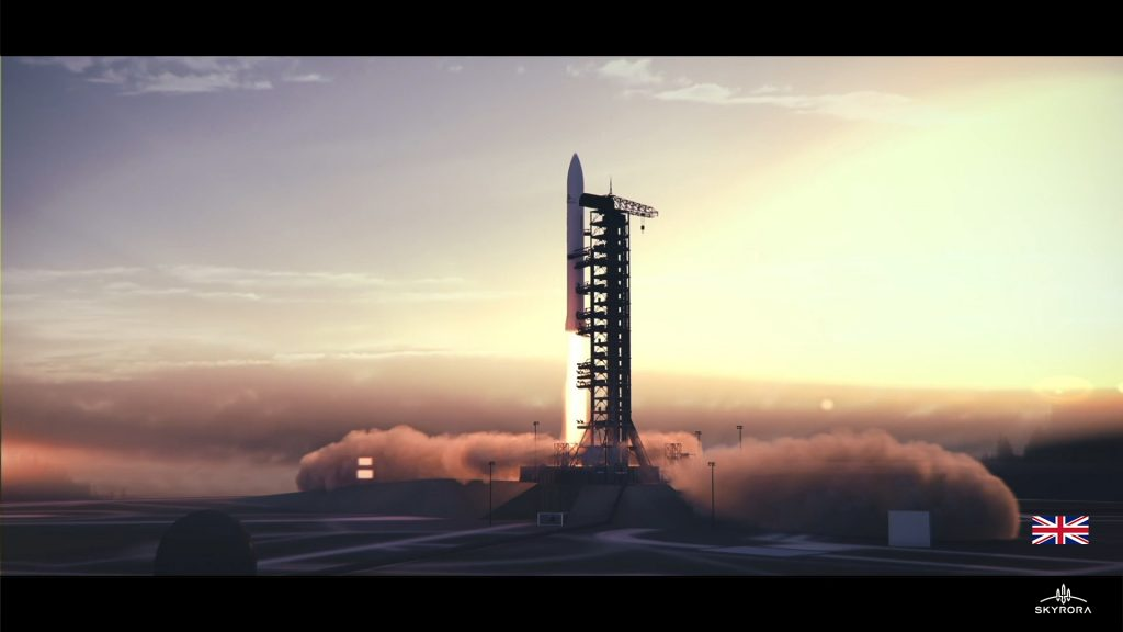 - Skyrora XL CGI 2 1024x576 - 'UK has to stay ahead of the curve' in global space race