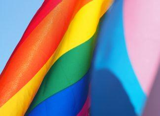 LQBTQ rainbow pride flag - Scottish News