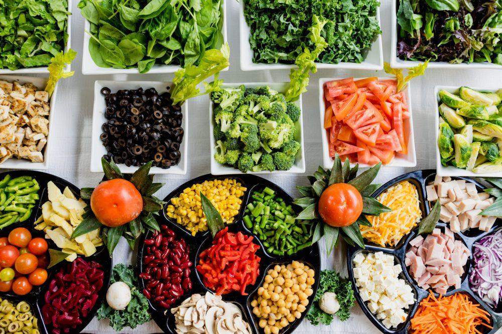 table of healthy food  Health News UK