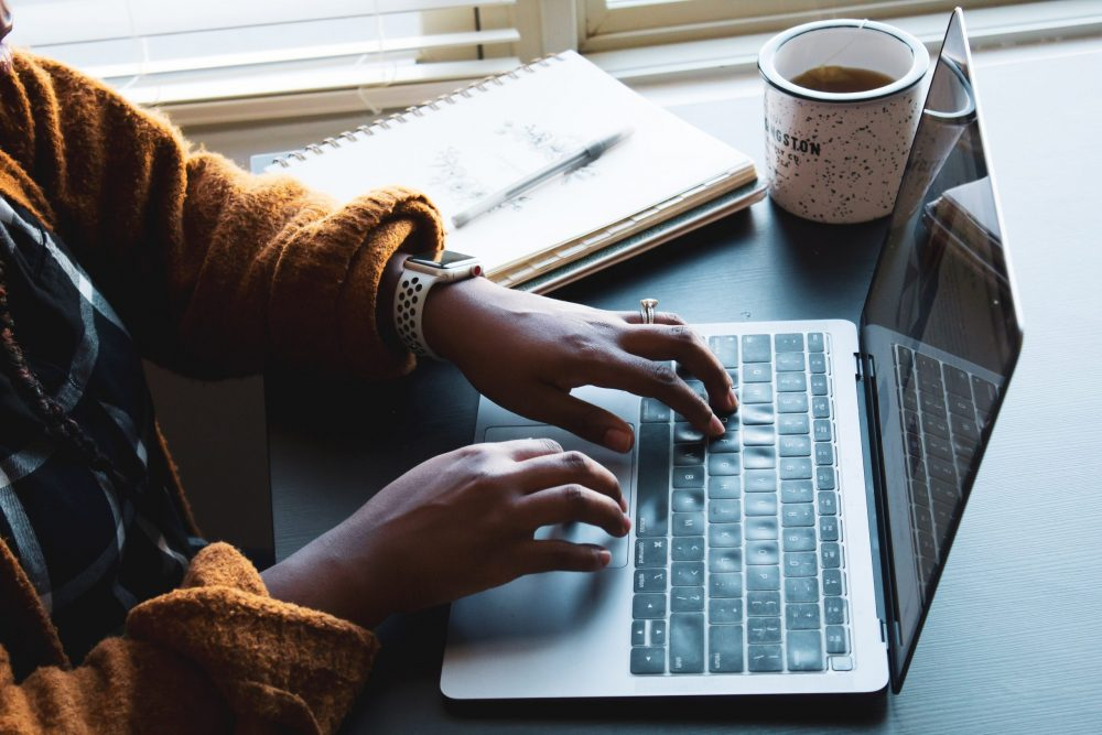 working from home laptop| Business News UK