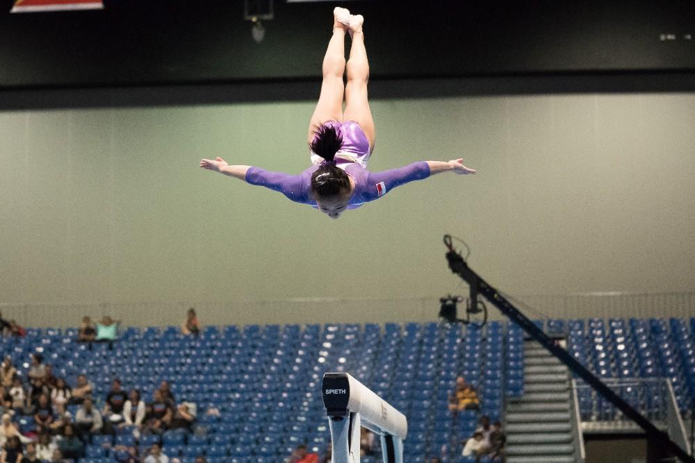 gymnastics - Health News Scotland