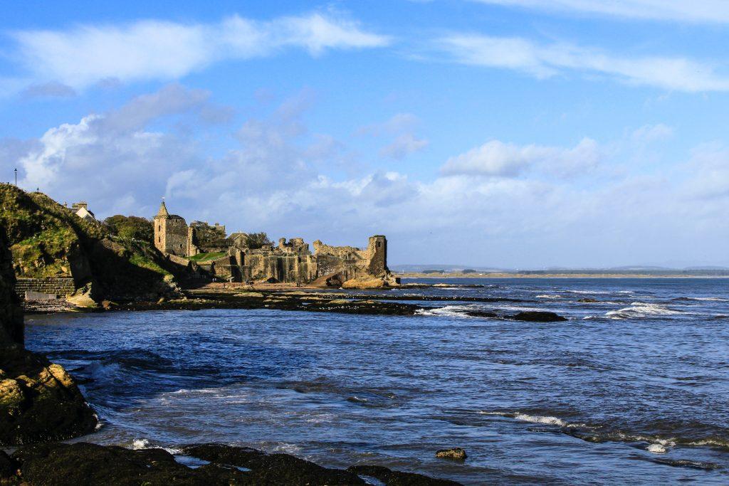 St Andrews rock formation - Scottish News