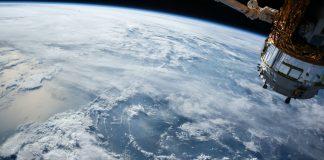 Space Station orbiting Earth - Scottish News