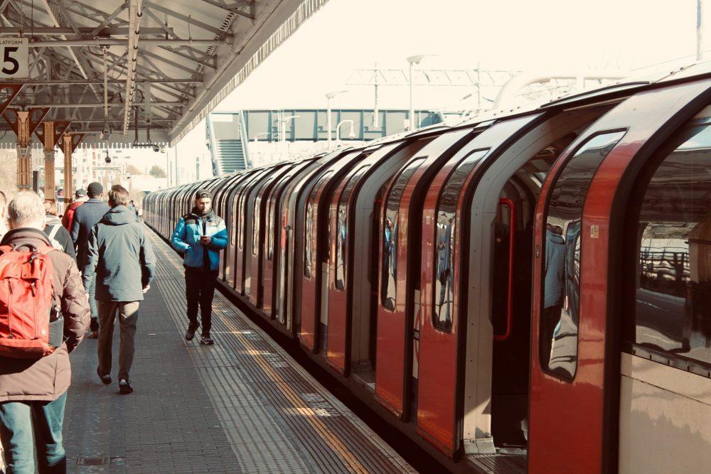 train at station|Transport News Scotland