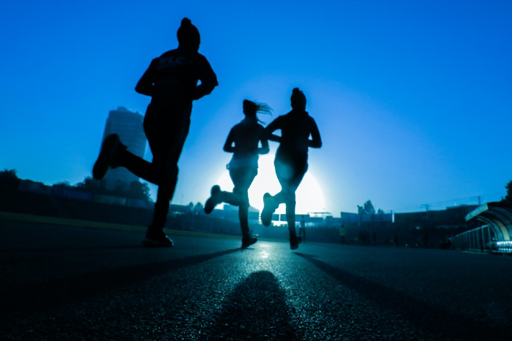 run - Health News Scotland