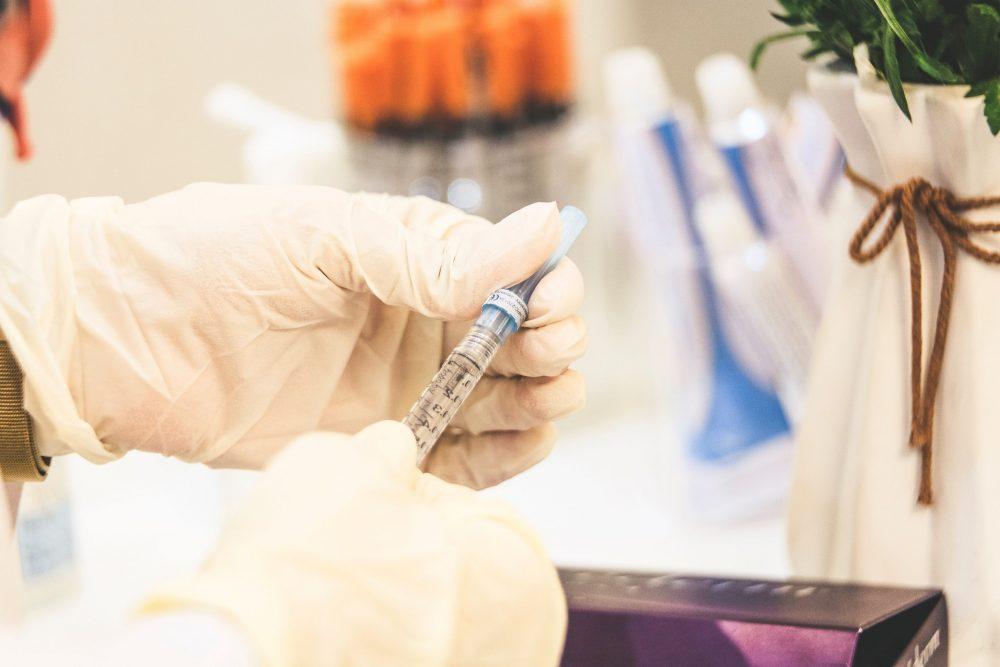syringe   Health News Scotland