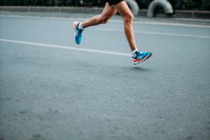 The study suggests that listening to music when running could be a key factor in improving people's performance when they feel mentally drained - Scottish News