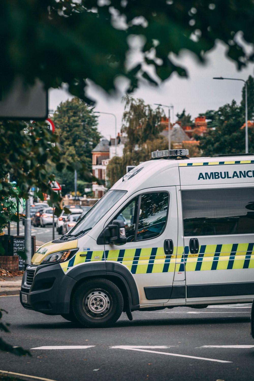 close up ambulance  Uk and World
