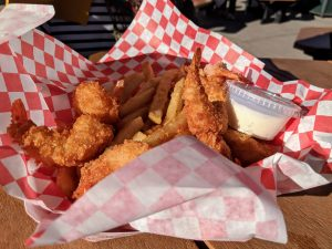 A beneficiary of National Fish and Chip Day is The Fishermen's Mission charity - UK News