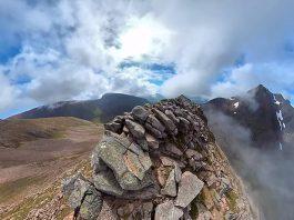 The narrow ridge - Scottish Nature News