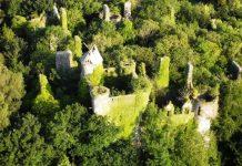 Over grown Buchanan Castle | Scottish News