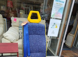The single bus seat for sale | Consumer News UK