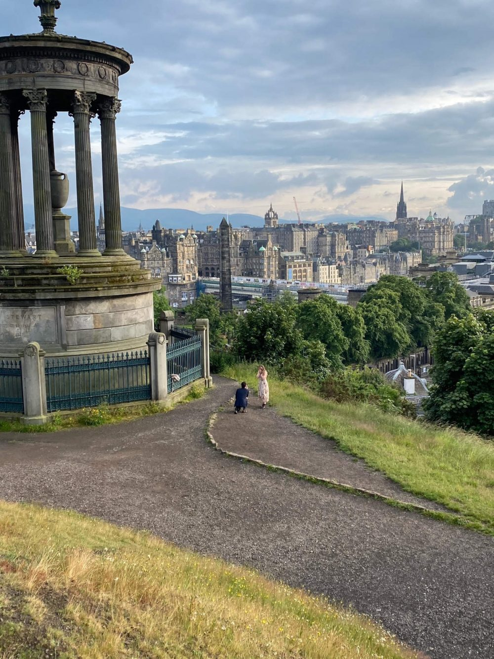 Proposal Calton Hill - Edinburgh News