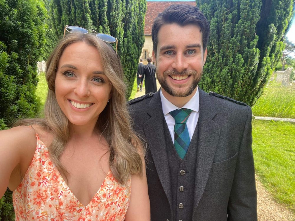 Natasha Kappella and Ian McWilliam - Edinburgh News