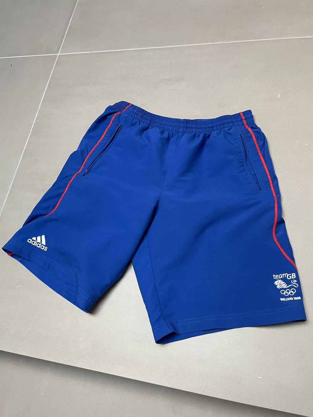 Chris Hoy's 2008 Beijing Olympic shorts | Scottish News