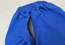Chris Hoy's ripped Olympic shorts | Scottish News